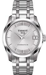 Женские часы Tissot Couturier Automatic T035.207.11.031.00