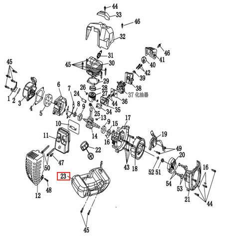 Бак топливный  для лодочного мотора T2 SEA-PRO