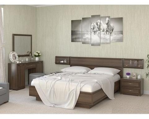 Спальня модульная КАРИНА