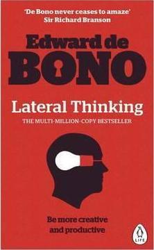 Kitab Lateral Thinking: A Textbook of Creativity | Edward de Bono