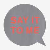 Pet Shop Boys ‎/ Say It To Me (12