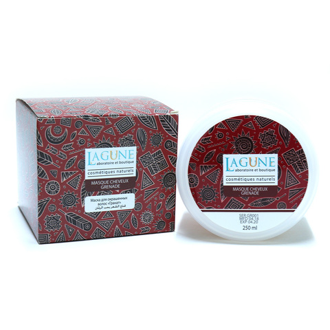 Маска для окрашенных волос «Гранат» / MASQUE CHEVEUX GRENADE