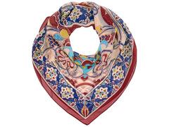 54-15 платок, бордовый