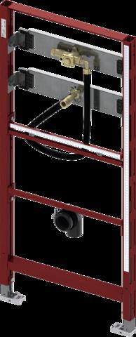 Модуль писсуара TECEprofil с корпусом клапана смыва TECE U 1, монтажная высота 1120 мм (9320008)
