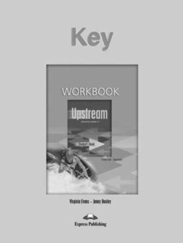 upstream proficiency workbook key - ключи к рабочей тетради