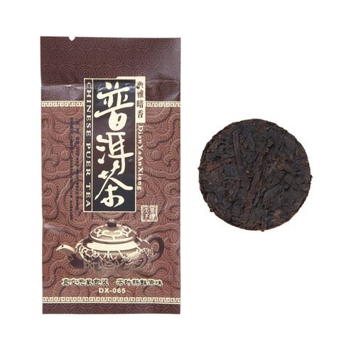 Шу пуэр многолетний таблетка 8гр. Чай китайский элитный