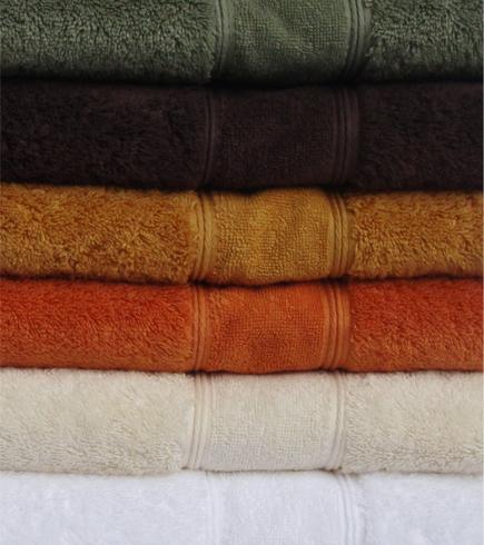 Наборы полотенец Набор полотенец 2 шт Carrara Luxor зеленый nabor-italyanskih-polotenec-luxor-ot-carara-2.jpg