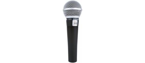 SHURE SM58LCE динамический микрофон