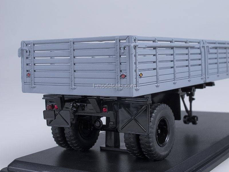 Semitrailer MAZ-5215 1:43 Start Scale Models (SSM)