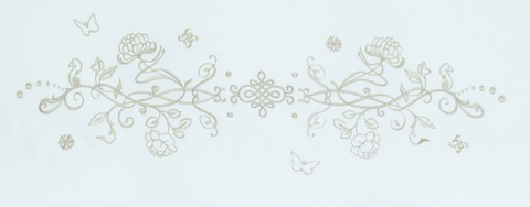 Пододеяльник 155х200 Christian Fischbacher Luxury Nights Nostalgia 711