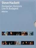 Steve Hackett / Hungarian Horizons - Live In Budapest (DVD+2CD)