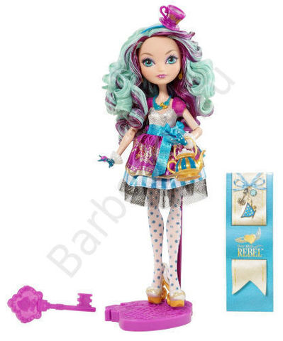 Кукла Ever After High Меделин Хеттер (Madeline Hatter) - Отступники