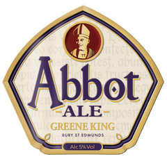 Пиво Greene King Abbot Ale
