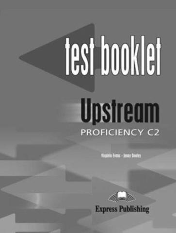 upstream proficiency test booklet