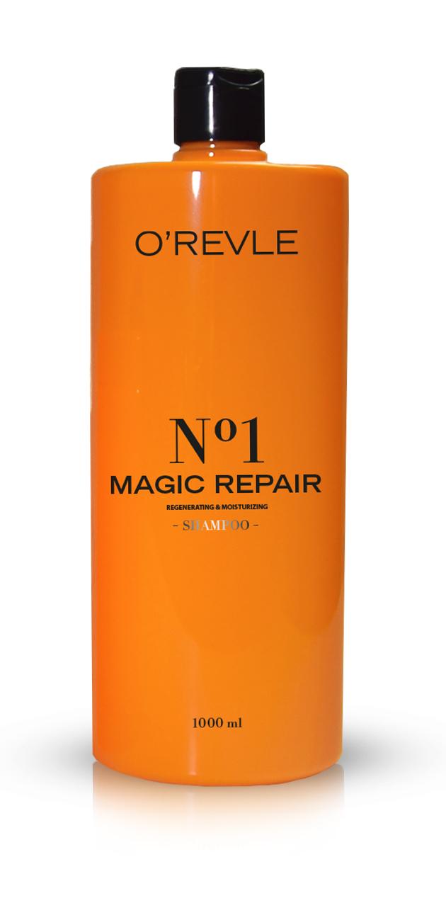 Шампунь для сильно поврежденных волос Magic Repair №1 O'REVLE