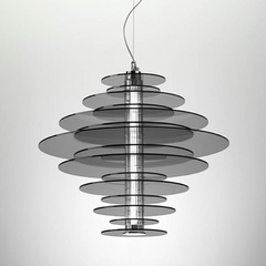 Rockwell Group Rondelle Lamp  for Leucos