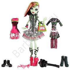 Кукла Monster High Венера МакФлайтрап (Venus McFlytrap ) - Я люблю моду