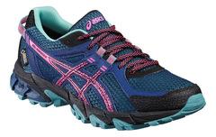 Женские беговые кроссовки Asics Gel-Sonoma 2 GT-X T688N 5820 синие