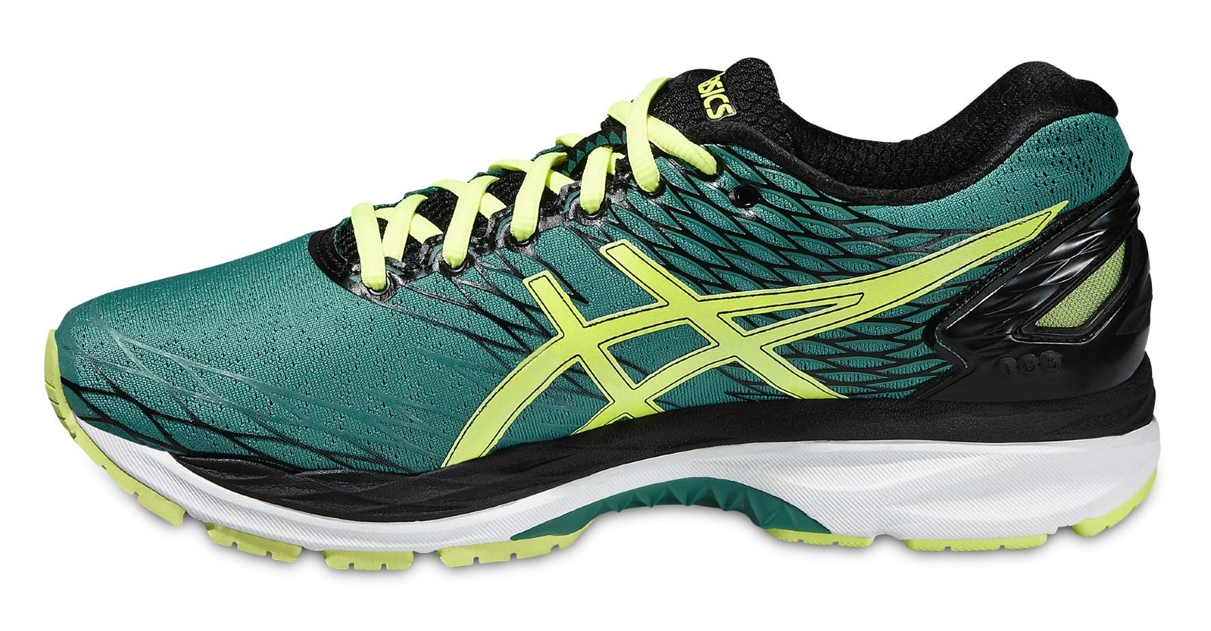 Мужская спортивная обувь Asics Gel-Nimbus 18 (T600N 8807) фото