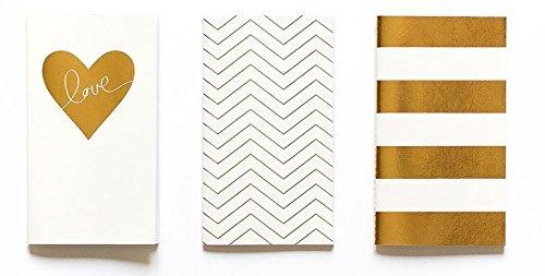 Комплект блокнотов Fancy Mini Notebooks 3 шт.