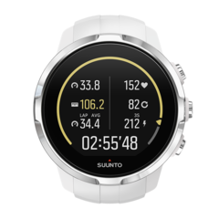 Умные наручные часы Suunto Spartan Sport White (HR) SS022650000