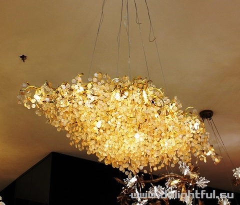 replica  Coral Chandelier by Serip Lighting