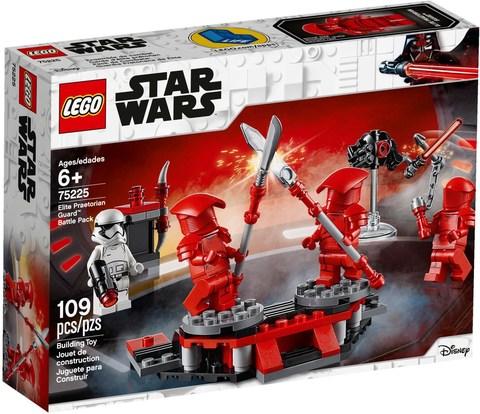 LEGO Star Wars: Боевой набор Элитной преторианской гвардии 75225 — Elite Praetorian Guard Battle Pack — Лего Звездные войны Стар Ворз