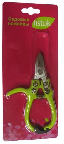 Ножницы садовые LJH-204B LISTOK (уп-100шт)