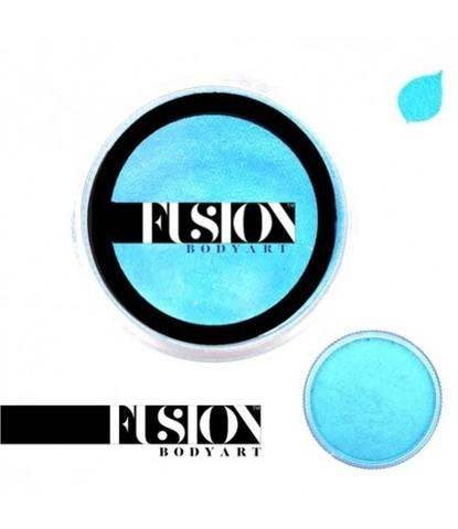 Аквагрим Fusion перламутровый зимний синий 25 гр