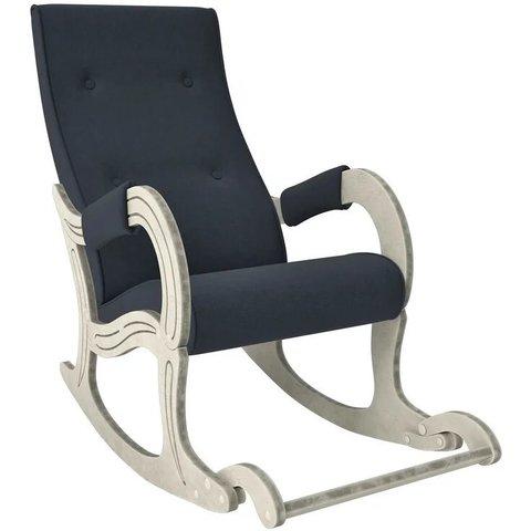 Кресло-качалка Комфорт Модель 707 дуб шампань патина/Montana 600, 013.707