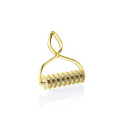 Marcato Pastabike gold pasta cutter