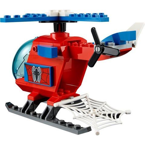 LEGO Juniors: Убежище Человека-паука 10687