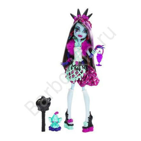 Кукла Monster High Эбби Боминейбл (Abbey Bominable) - Сладкие крики (Sweet Screams)