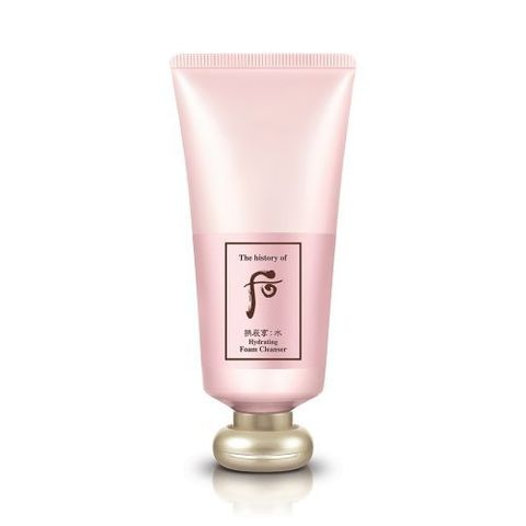 The History of Whoo Hydrating Foam Cleanser, 180 мл