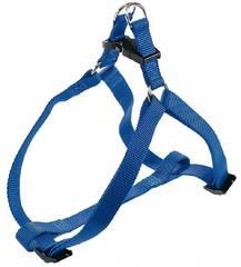 Ferplast EASY ExSmall шлейка для собак мини пород 33-46 см синяя