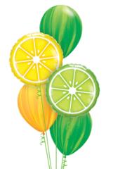 "Фонтан ""Лимон-Лайм"""