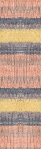 Пряжа BURCUM bebe batik (Alize) 6953 - фото