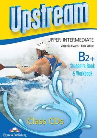 Upstream Upper-Intermediate B2+. Class CDs (set of 8) (3rd edition). Аудио CD для работы в классе