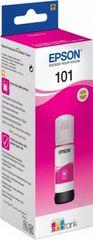 Картридж Epson L101 с пурпурными чернилами Epson EcoTank для L4150/L4160/L6160/L6170/L6190. C13T03V34A 70 мл, Dye