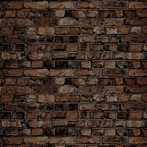 Ella Bella PHOTO BACKDROP AGED BRWN BRICK 2517