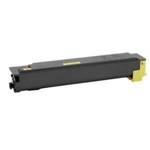 Тонер-картридж TK-5195Y для KYOCERA TASKalfa 306ci/307ci (CET) Yellow, 160г, 7000 стр., CET141064
