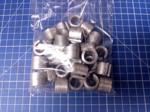 Амортизаторы (10 штук) для монтажного пистолета ПЦ-84, GFT (10)