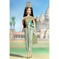 Коллекционная Кукла Барби Принцесса Камбоджи (Princess of the Cambodia), Mattel