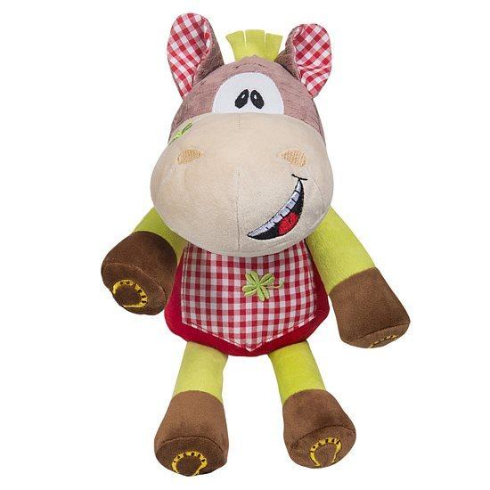 Мягкая игрушка BabyOno Лошадка 32 см