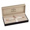 Parker Sonnet - Pearl PGT Slim, шариковая ручка, M, BL