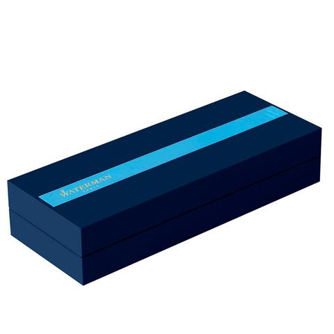 Waterman Expert - Deluxe Black CT, ручка-роллер, F, BL