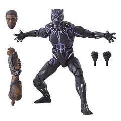 Фигурка Чёрная Пантера (Black Panther) Король Ваканды