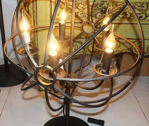vintage chandelier  01-01 ( by Funky Vintage )