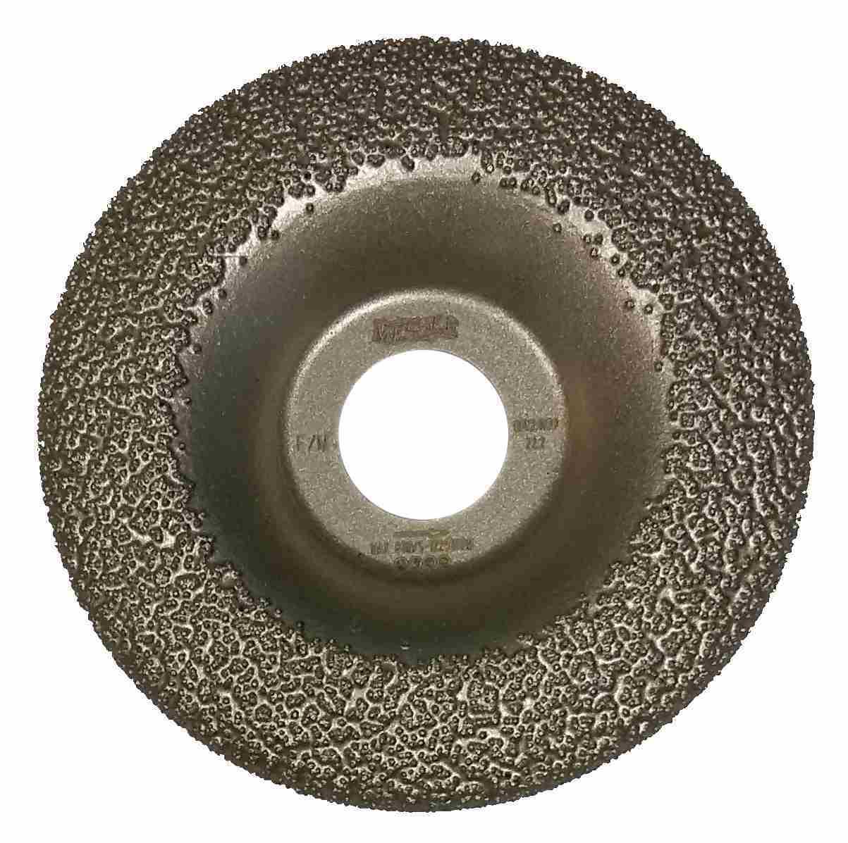 Алмазная чашка по металлу 100 мм MESSER F/M