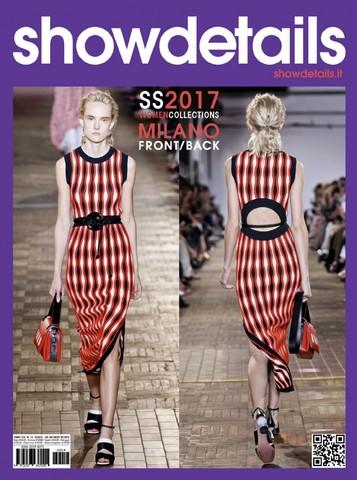 Журнал мод. BOX front/back (Милан) весна-лето 2017г.